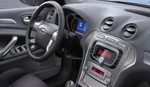 ford mondeo mk4 interior